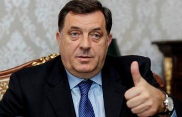 SKANDAL BEZ PRESEDANA: Član Predsjedništva Bosne i Hercegovine Milorad Dodik nakon posjete Beogradu nije otišao u karantin, evo šta će raditi danas…