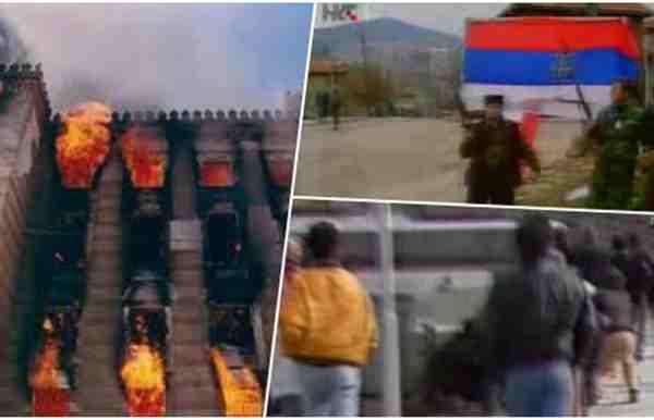 SNIMAK POTRESAO BOSNU: Pogledajte kako je počeo napad na Sarajevo i najduža opsada u historiji…