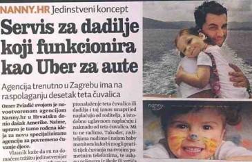 Sarajlija u Zagrebu pokrenuo agenciju za čuvanje djece