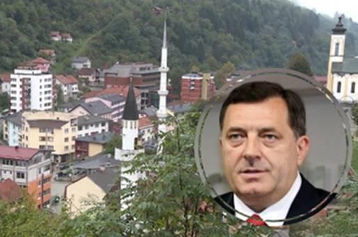 NAKON IZJAVE DODIKA: Pogledajte šta se dešava u Srebrenici…