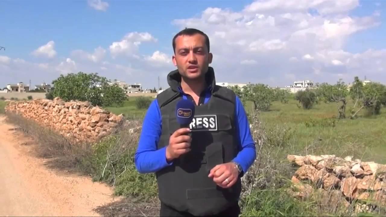 UZNEMIRUJUĆI SNIMAK: Novinara pogodio geler u glavu pred kamerom…