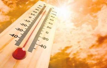 Toplotni udar u regionu: Pogledajte kolike temperature nas očekuju narednih dana