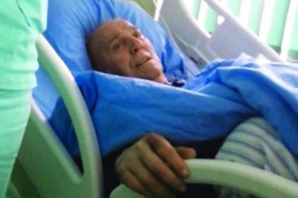STIGLA LOŠA VIJEST IZ BOLNICE: Nakon što se pogoršalo stanje glumca Velimira Bate Živojinovića