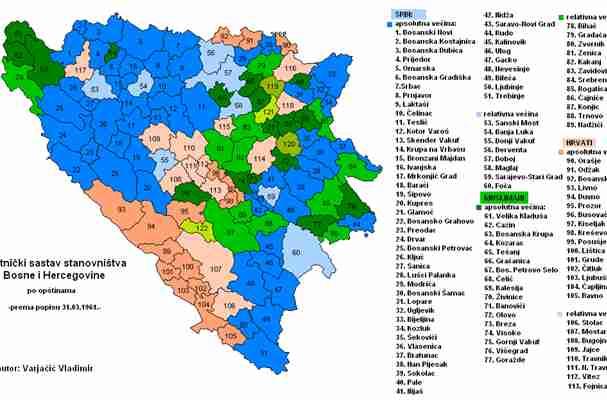 Objavljeni prvi rezultati popisa stanovništva: Evo koliko ima Bošnjaka, Srba, Hrvata i ostalih u BiH