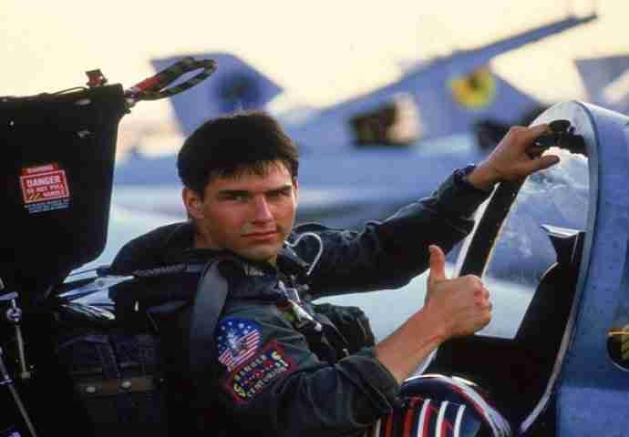 TOP GUN: Zašto se Pentagon miješao u snimanje filma, kome je film posvećen i još ponešto