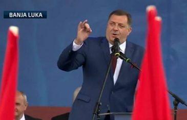 Hapsi Mile, je*o demokratiju! Hapsi Bošnjake, Hrvate, ped*re! U pitanju je opstanak Republike Srpske!!!