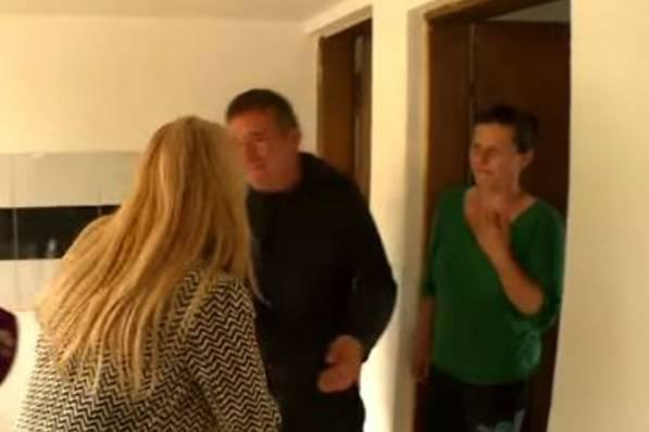 Hanka Paldum posjetila Ćazima i uručila mu pomoć