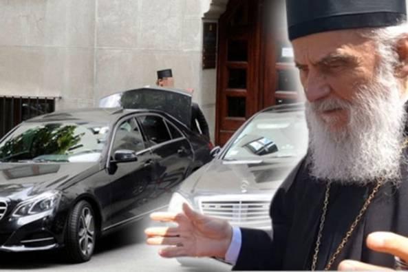 Patrijarh Irinej objasnio zašto neki popovi voze skupocjene automobile