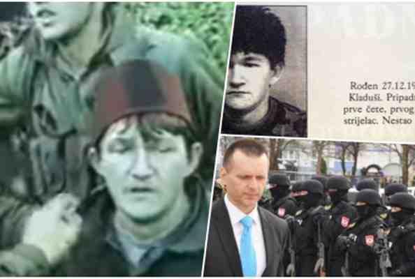 """SNIMAK DRAGANA LUKAČA IZ 1994.: Naredio """"odvođenje"""" Nedžada Dizdarevića koji je potom ubijen…"""