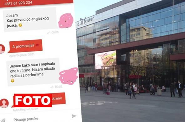 Mlada Sarajka se, ništa ne sluteći, javila na oglas za posao: A ONDA JE USLIJEDIO ŠOK!