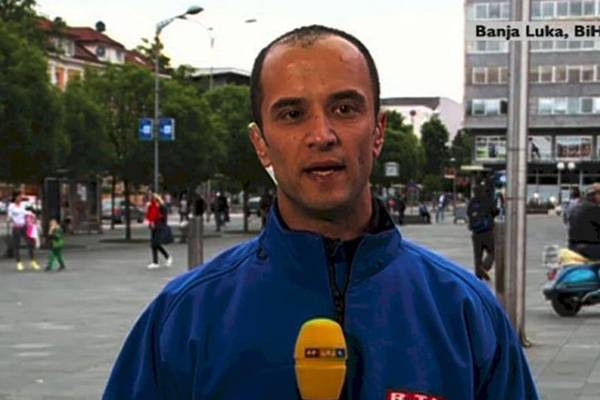 Reporter RTL-a napadnut u Banjaluci