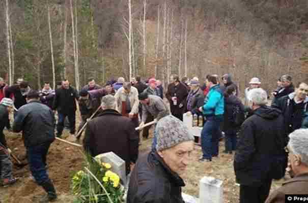 U RAŠTELICI UMRO MILAN LALUŠIĆ: O onom šta se dogodilo na sahrani pričaju svi…