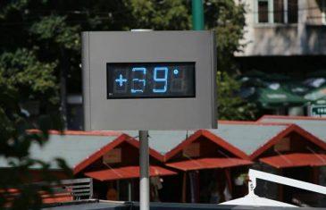 DOLAZE NEVJEROVATNE VRUĆINE! Već idućih nekoliko dana živa u termometru trebala bi se penjati…
