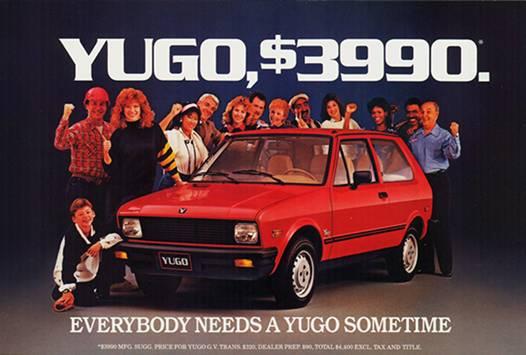 Pogledajte dosad neobjavljenu reklamu za jugoslavensku ikonu!