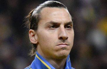 """Zlatan: Šveđani me napadaju jer sam """"Ibrahimović"""""""