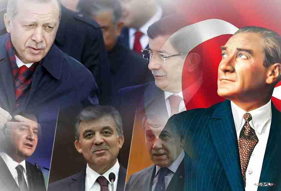 NJIHOV CILJ JE UNIŠTENJE TURSKE: Ko su ključni ljudi AKP-a, koji su od Turske napravili 'državu-problem', napustivši put Kemala Ataturka!