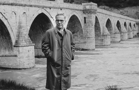 Ivo Andrić o Sarajevu: 'To je grad. U svakom smislu te reči'….