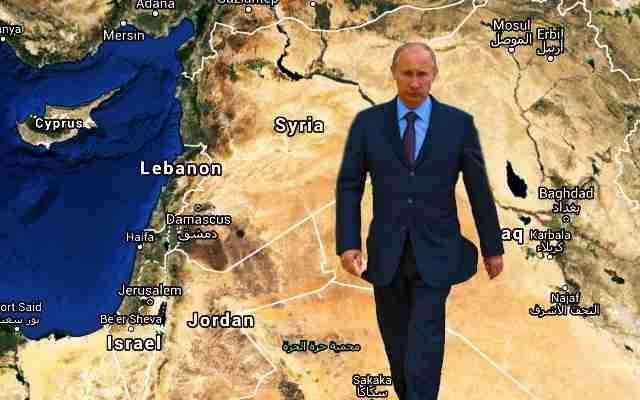 GROM IZ VEDROG NEBA: Pošto je spasio Siriju, Putin sada kreće na Libiju