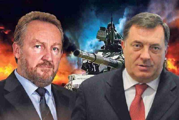 """MOŽE MU SE JER JE """"NOVA IMPERIJA"""" IZA NJEGA: Izlazimo na referendum i odbacujemo članstvo u NATO"""