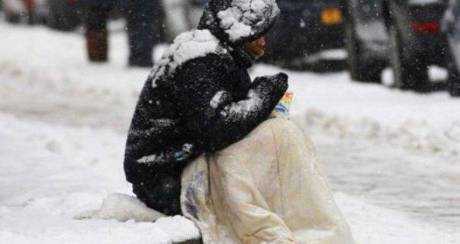 Krajem dana drastična promjena vremena: Vjetar mijenja smjer, stiže snijeg, a temperature padaju…