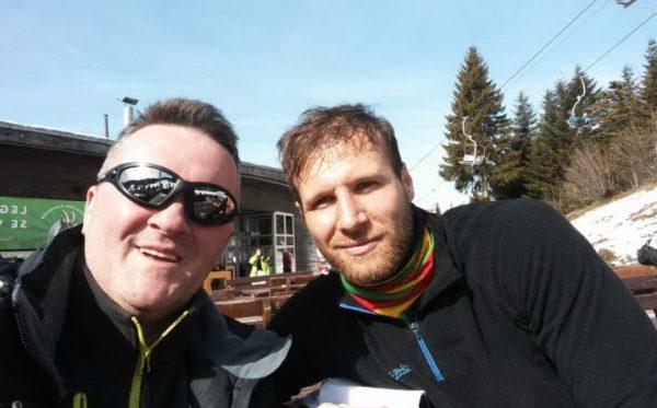 Gdje su, šta rade: Misimović uživa s porodicom, Muslimović skija na Bjelašnici .