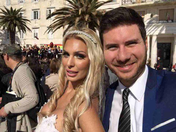 """""""Vjenčali se"""" Ivan Pernar i Ava Karabatić: """"Ovo je prava ljubav."""