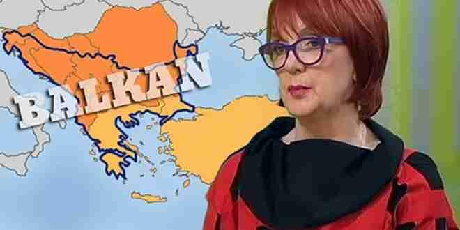 Ameri će saditi vrbe za Srbe, Rusi će klati Hrvate za salate: Novi šamar Vedrane Rudan Balkanu