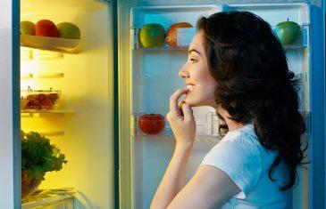Kako skinuti kilograme kada vas emocije vode do frižidera?