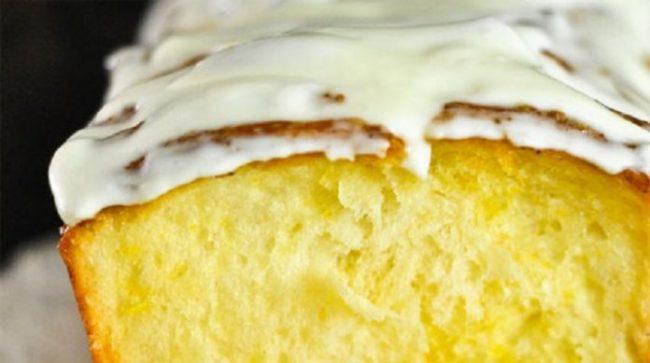 Sočni kolač od limuna