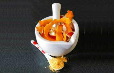 Prednosti pomorandžine kore: prah koji jača imunitet i štiti zdravlje