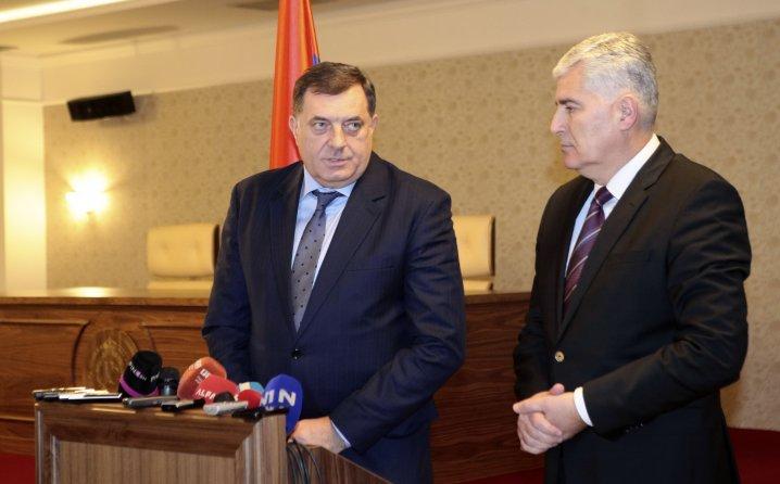 OTKRIVAMO: Može li Čović uz pomoć Dodika dobiti treći entitet?!