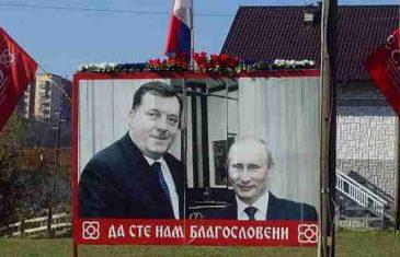 """RUSKI OTROV ZA BIH: """"Crna Gora, Makedonija, Kosovo su se iščupali iz zagrljaja ruskog medvjeda, BiH to nije u stanju sama uraditi!"""