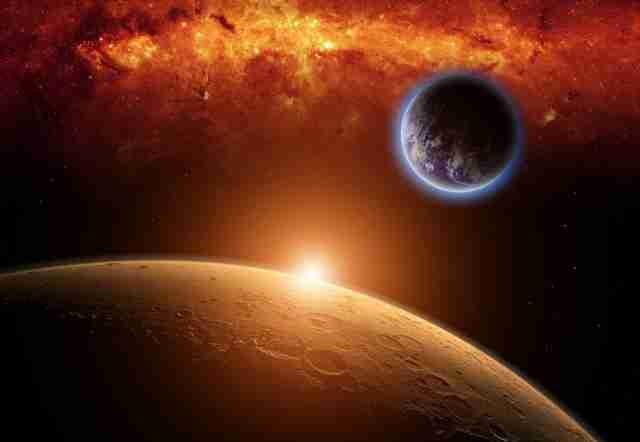Svi smo vanzemaljci: Naučnici tvrde da je život na Zemlji došao sa Marsa…