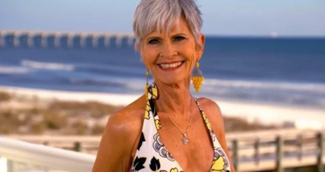 74-godišnja baka skinula se u bikini i sve zapanjila: Ali jedan detalj na njoj ostavlja bez daha…