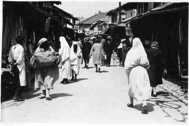 Slike starog Sarajeva (FOTO)
