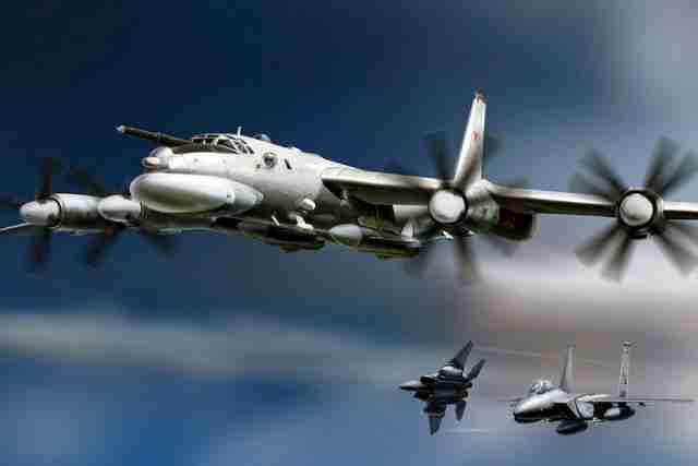 RUSI NAPRAVILI PANIKU: Ruski nuklearni bombarder iznad trupa SAD, Pentagon pobjesnio