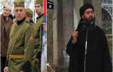 Ravnogorski pokret zavidi islamskim ekstremistima na međunarodnoj promociji