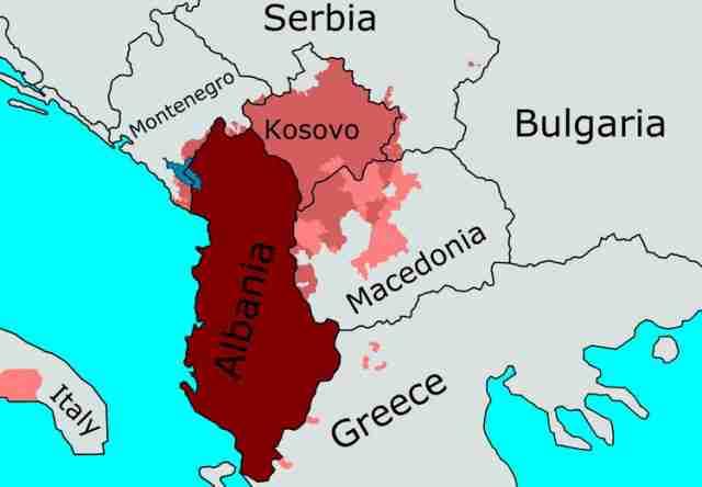 """TAJNI PROJEKAT: Članica EU postaje i """"VELIKA ALBANIJA"""" evo na koji način…"""