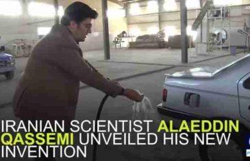 NAFTAŠI U PANICI, NAPRAVLJEN AUTOMOBIL NA VODU! Zaboravite BENZIN i DIZEL, Iranci TOČE H2O!