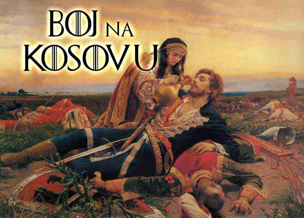 Vučić traži od Georga RR Martina da adaptira Boj na Kosovu