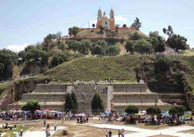 Najveća piramida na svijetu je u Meksiku a ovo je njena tajna