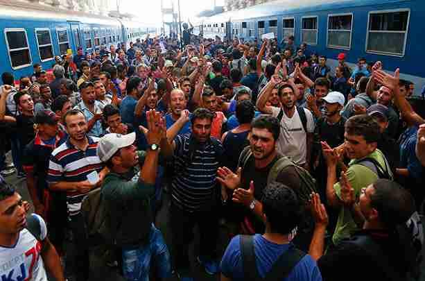 NOVINAR ČUO ISLAMISTE KAKO GOVORE: 'Pregazit ćemo Europu. Tu je više islamista nego što možemo zamisliti'