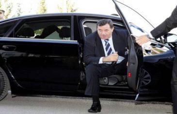 Milorad Dodik optužio Federalno sunce da mu je jučer zapalilo auto