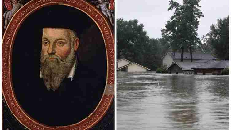 Nostradamus je predvidio oluju u Hjustonu, a ono što je najavio da će se desiti poslije nikog ne može obradovati
