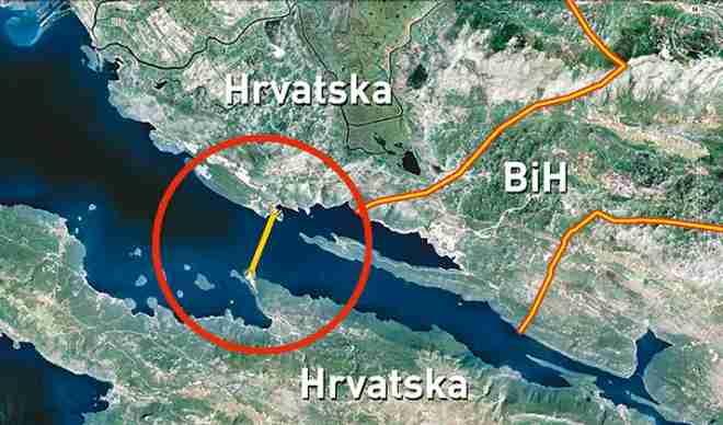 SARAJEVO PRIJETI ZAGREBU: Ako nastavite da gradite Pelješki most – PROGLASIĆEMO SUVERENITET NA TOM DIJELU JADRANA!
