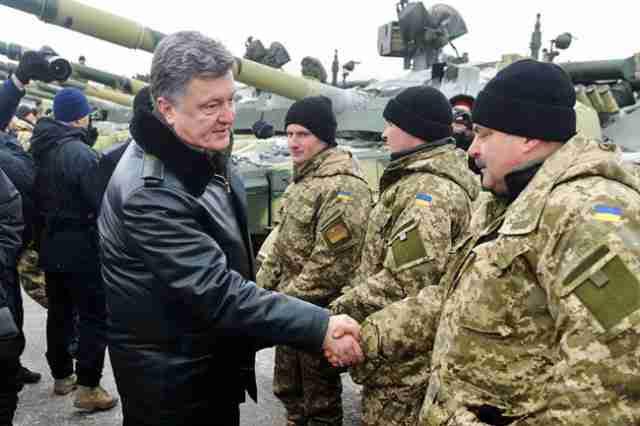 UKRAJINSKI POSLANIK: Amerika hoće da nam da oružje ali mi nećemo da ratujemo