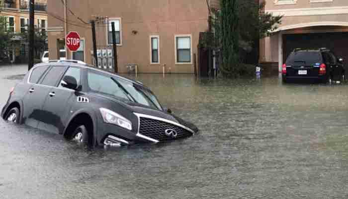 """Tropska oluja HARVI SE """"GREŠKOM"""" VRAĆA prema Meksičkom zalivu?!"""