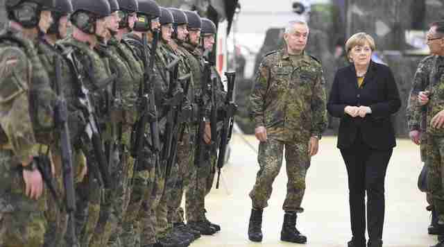 Merkel poslala tajno upozorenje Sarajevu, u protivnom Njemačka će poslati svoje snage u BiH… Evo šta se dešava…