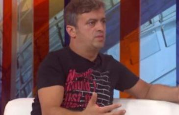 Sergej Trifunović opet u žiži incidenta, poručio Vučiću i ostalim: Pi*aću na vaše grobove!