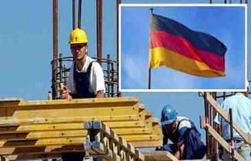 NOVI EGZODUS SA BALKANA: U Njemačkoj na desetine velikih projekata stoje zbog nedostatka radnika, NAJVIŠE SE TRAŽE…